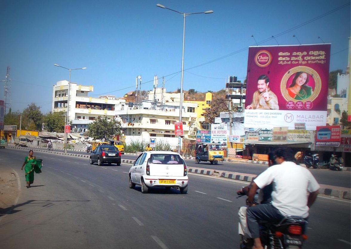 Billboards Advertising In Bn Reddy Nagar
