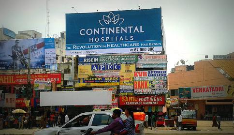 Billboards Advertising In Dilsukhnagar