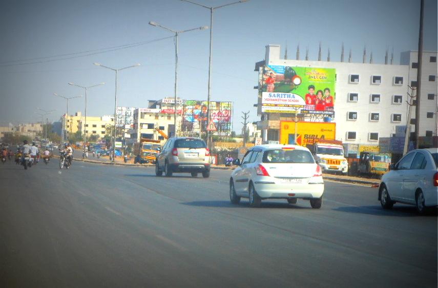 Billboard Advertising Cost Hayathnagar Bus Stand