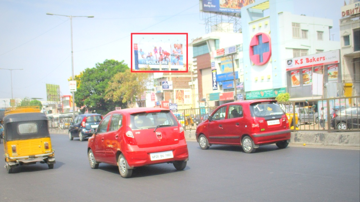 Billboard Advertising Cost Bhel X Road