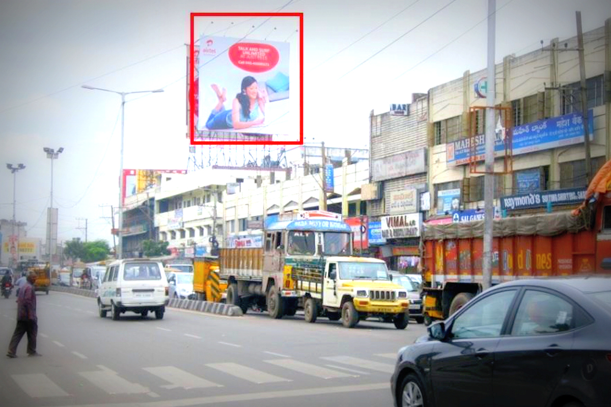Billboards Advertising In Balanagar X Road