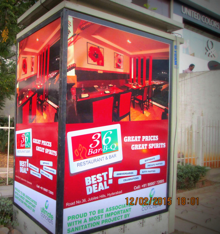 Billboards Advertising In Banjara Hills Road