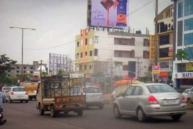 Billboards Advertising In Kamineni Hospital