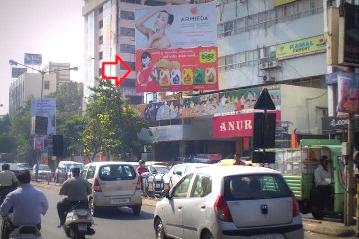 Advertisement Billboard Cost In Ahmedabad, Billboard In CG Road, Advertising billboard In CG Road, Advertisement billboards Low Cost In Ahmedabad, Advertisement billboards In Ahmedabad