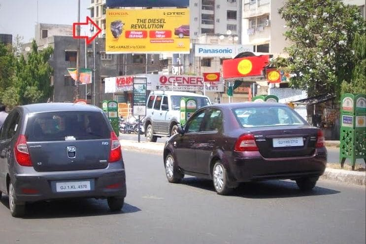 Billboards In Ahmedabad, Hoardings Cost In Commerce, Billboard Ads In Ahmedabad, Billboard Advertise In Ahmedabad, Cost In Commerce