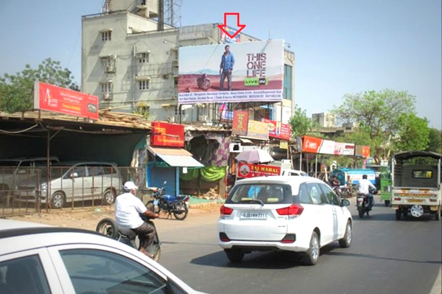 Outdoor Billboard In Ahmedabad, Billboard Media In Nirnaynagar, Outdoor billboard In Nirnaynagar, Outdoor Media In Ahmedabad, Billboard In Ahmedabad