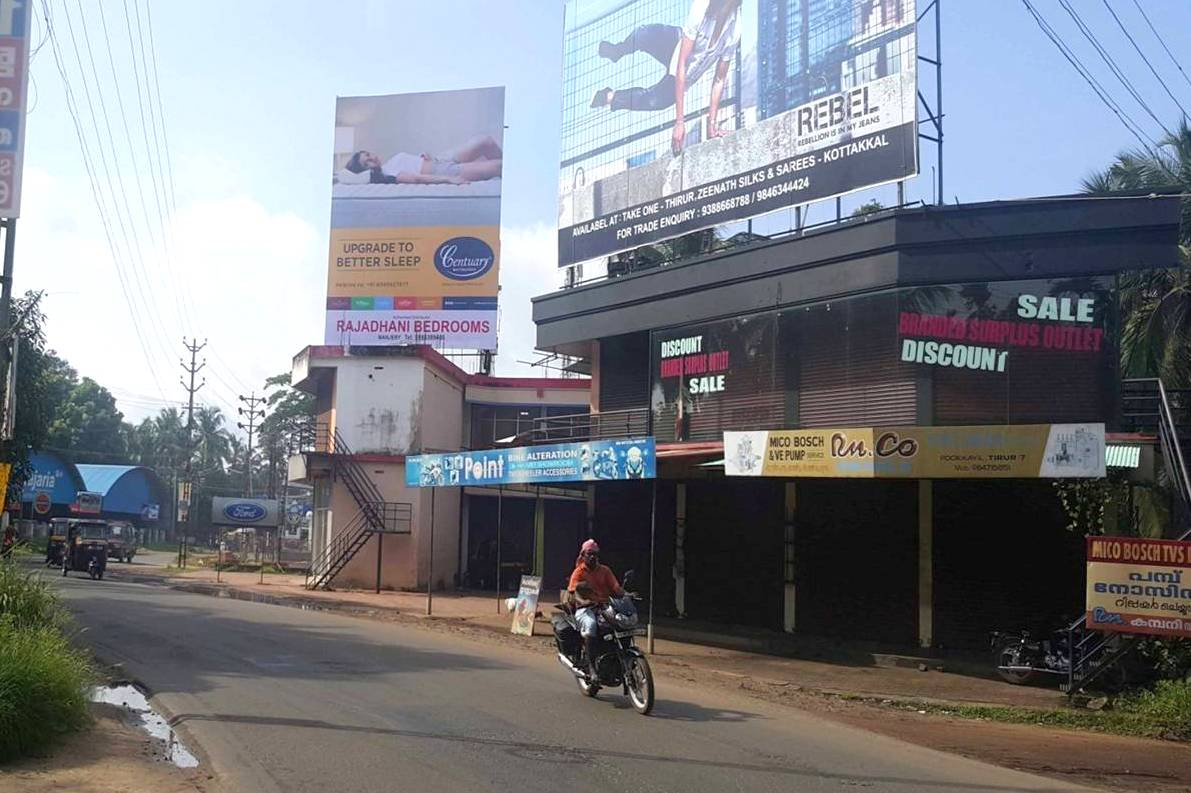 Book Billboards Advertising in Thirur