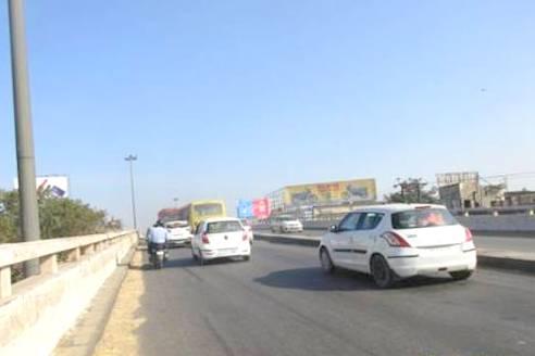 Advertising Billboard Cost Bhagwan Talkies Flyover