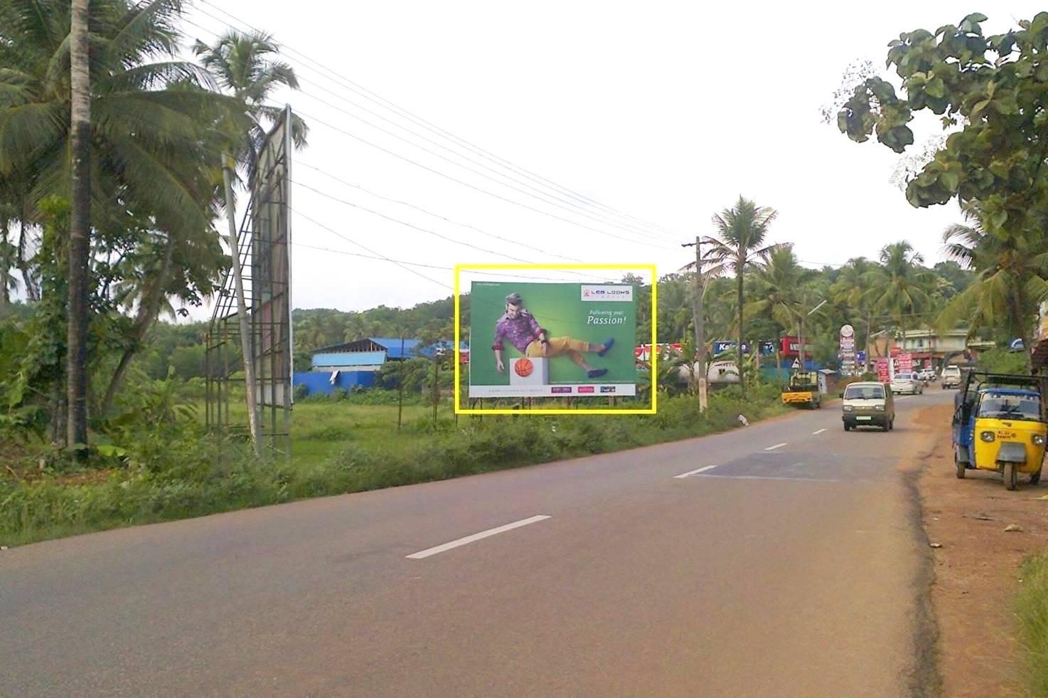 Billboards Ads In Edamulakal