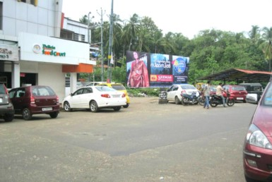 Billboards Advertising in Bus Stand