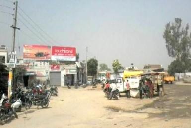 Billboards Advertising In Chandigarh Road