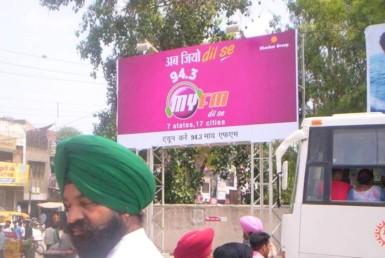 Billboards Ads In Facing Gt Road