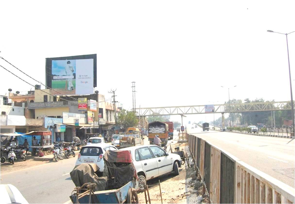 Billboards Advertising Cost Hp Petrol Pump