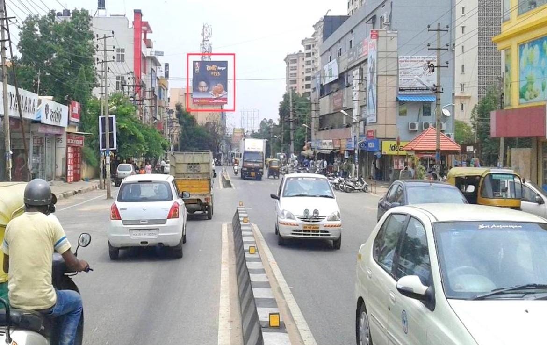 Advertisement Billboard Cost In Jp Nagar