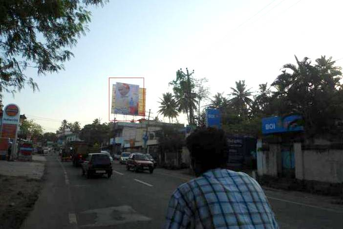 Billboard Ads And Prices In Attingal