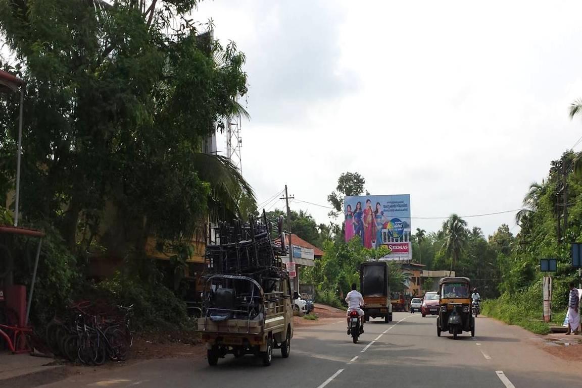 Billboards Advertising in Kalachal,