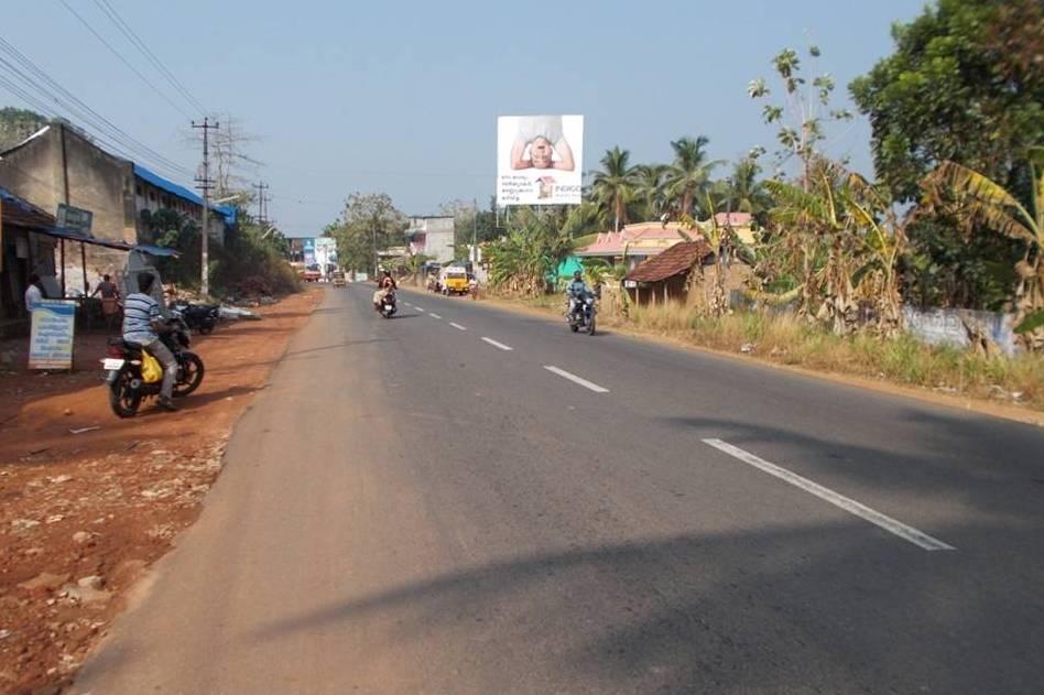 Billboards Advertising In Ambalathumoodu