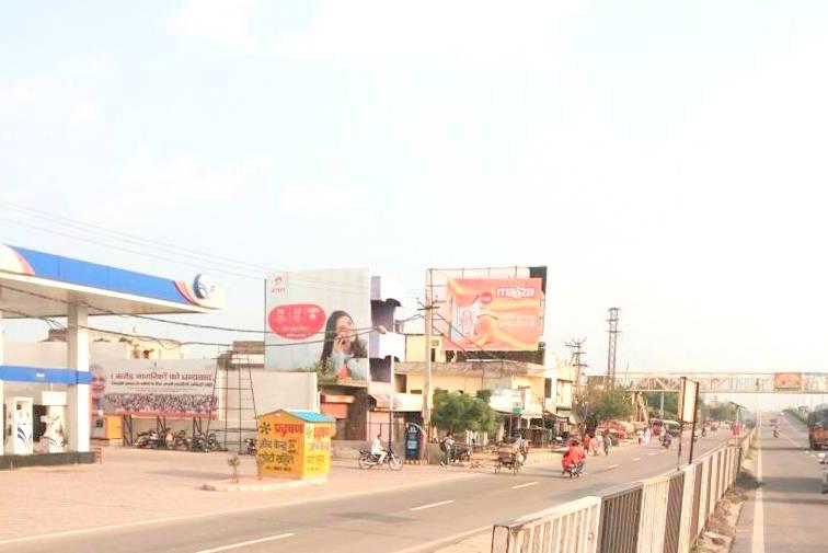 Billboards Advertising Cost Hp Petrolpump