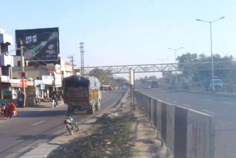 Billboard Advertising Cost In Ambala Junction
