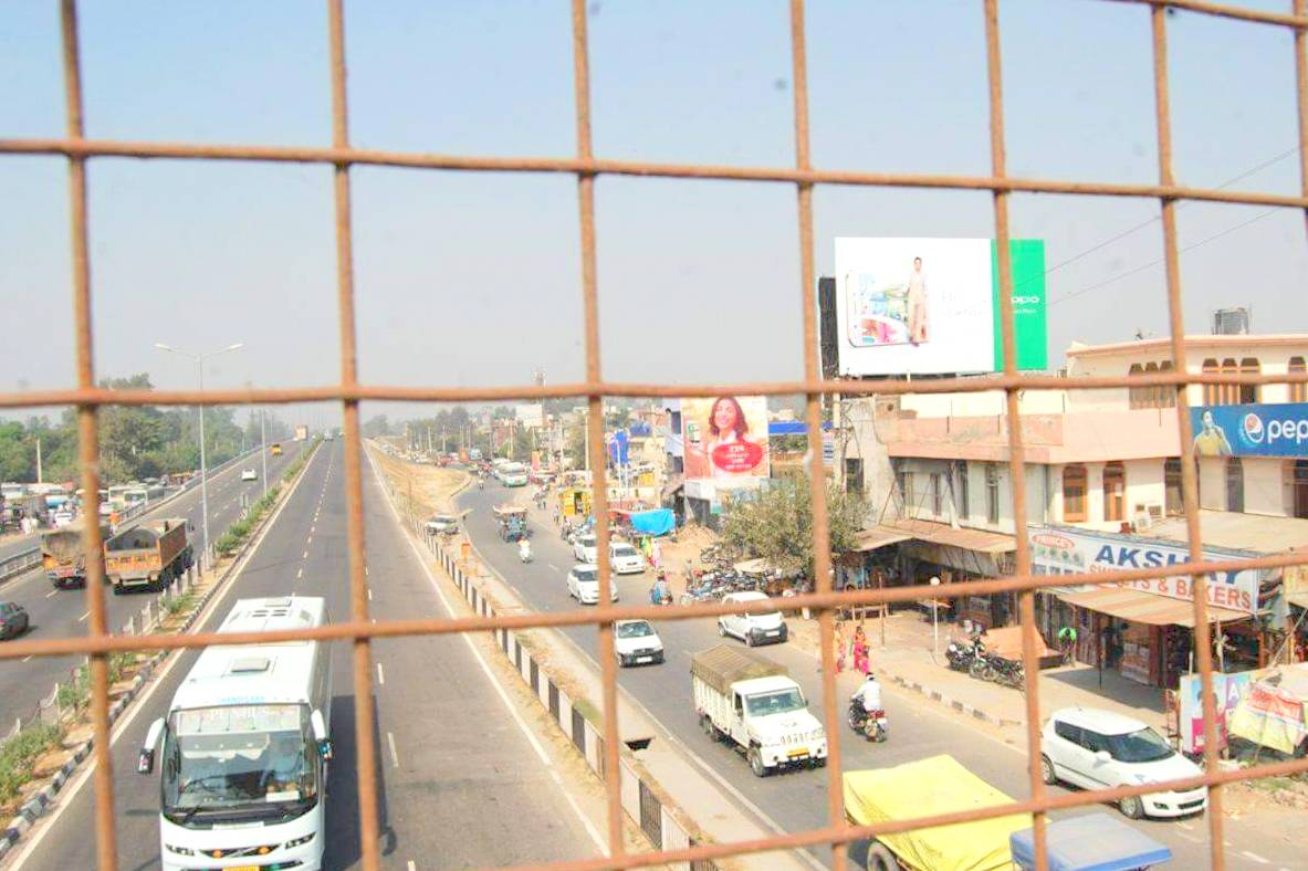 Billboard Advertising Cost In Delhi Highway