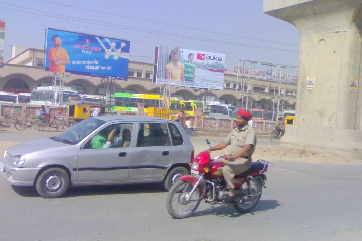Billboard Advertising Cost In Gt Road