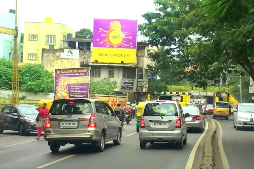 Advertise Billboard Cost In Shivananda Circle