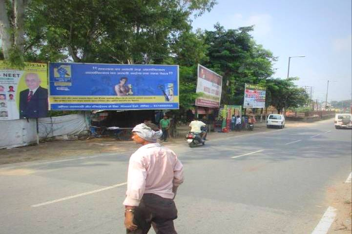 Billboards Ads In Guru Ka Tal Fly Over