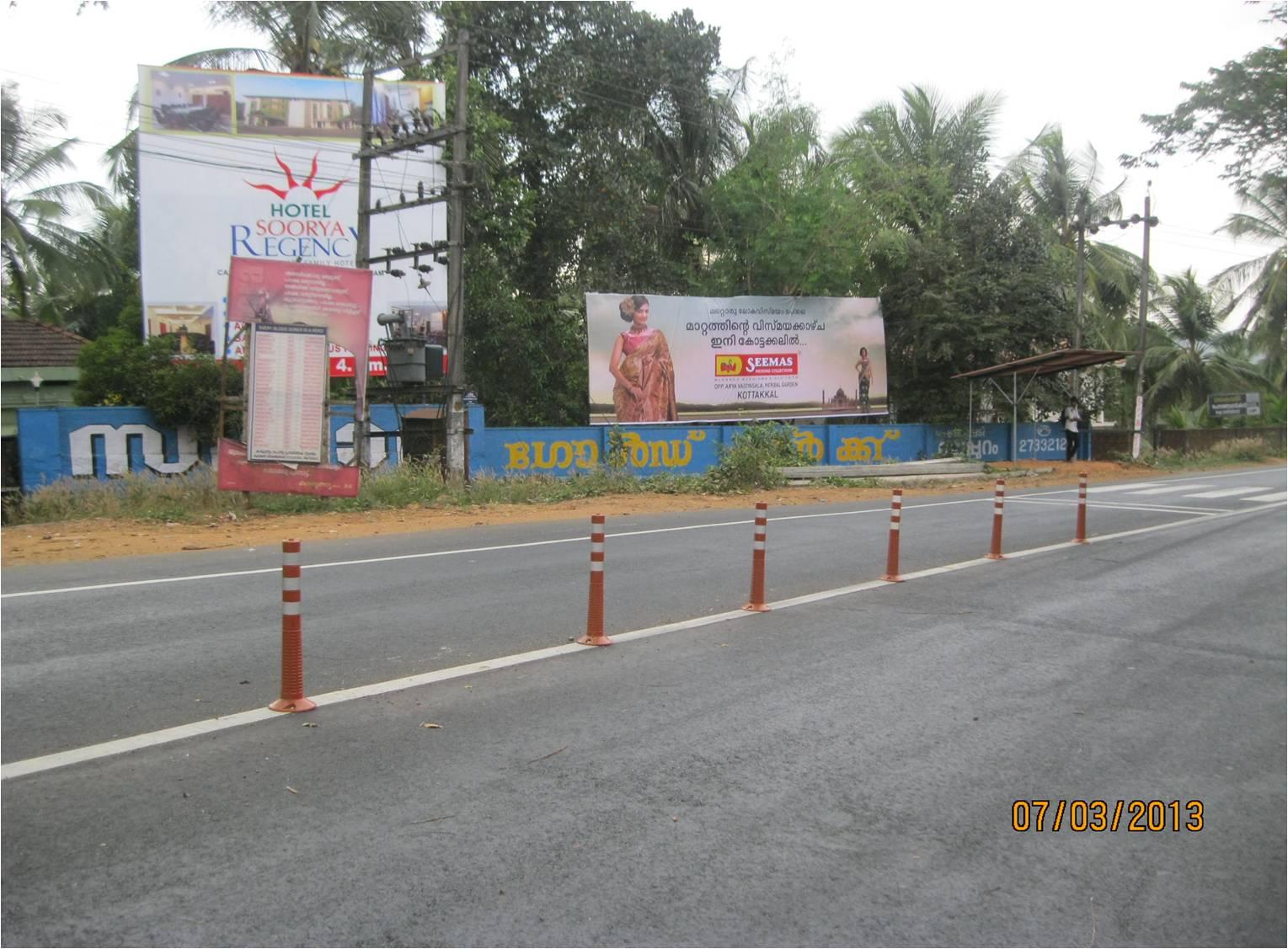 Billboards Advertising In Makkarapara