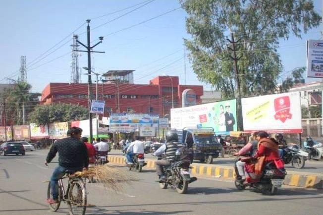 Billboard Advertising Cost In Azad Petrol Pump