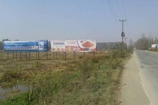 Unipoles Advertising In Awantipora