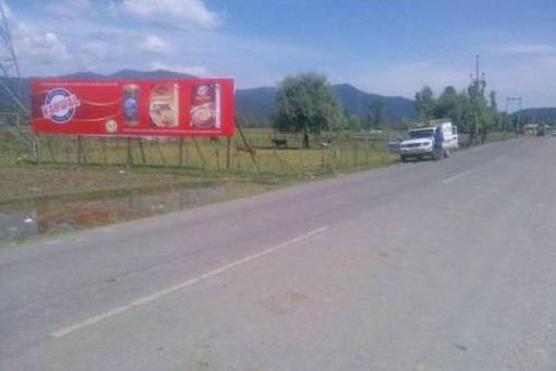Unipoles Ads In Drugmulla Kupwara