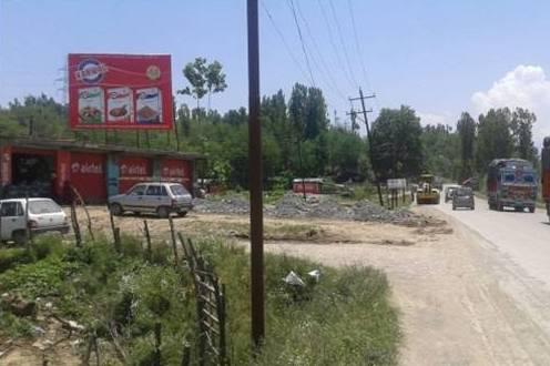 Advertising Billboards In Noorpora Qazigund