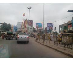 Billboards Ads in Karkhana Circle