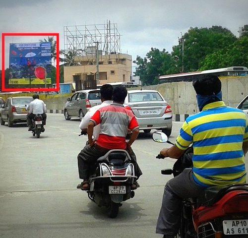 Billboard Advertising Cost Mettuguda X Road